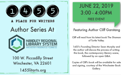 Author Series with Cliff Garstang