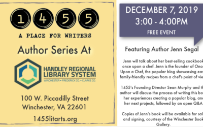 Author Series December, 7