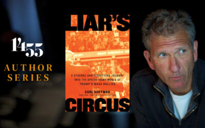 1455 AUTHOR SERIES: A CONVERSATION WITH CARL HOFFMAN