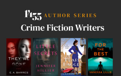 1455 AUTHOR SERIES: CRIME FICTION WRITERS