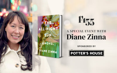Potter's House Author Event Featuring Diane Zinna