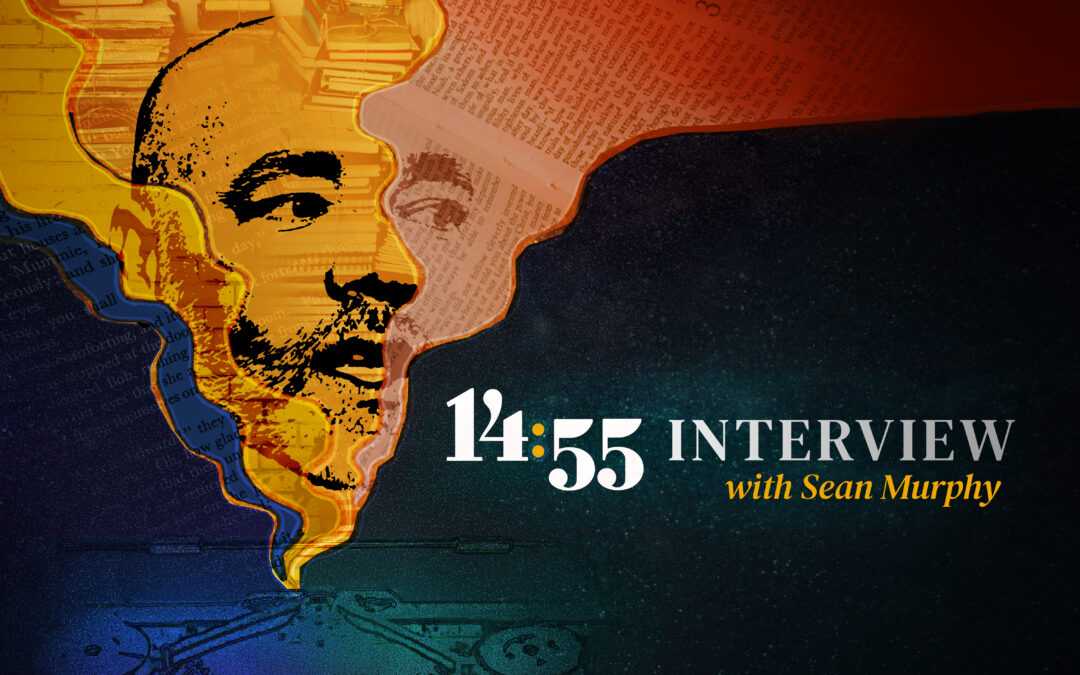 THE 14:55 INTERVIEW, CONTINUED…
