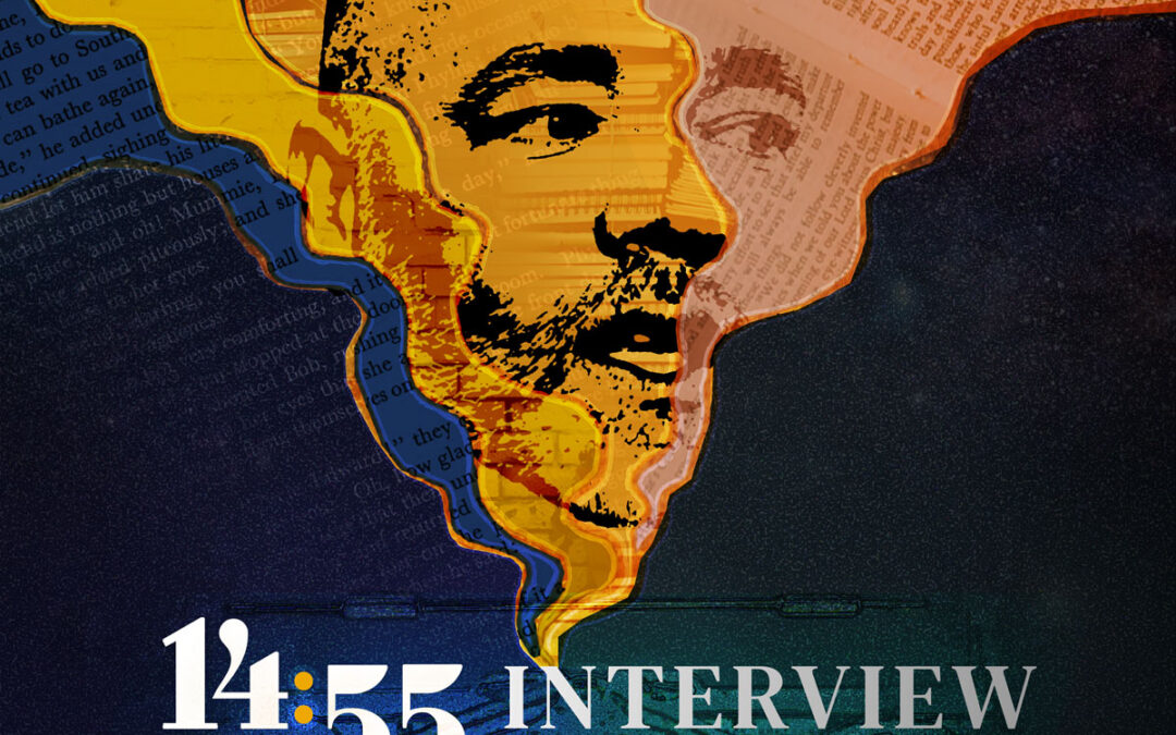 THE 14:55 INTERVIEW: NATIONAL BOOK AWARD EDITION